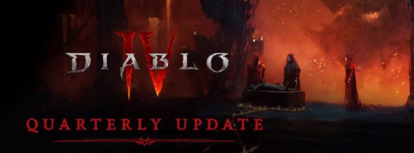 Avance de Diablo IV – Mundo abierto, multijugador, objetos y progresión