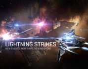 Ya está disponible el evento «Lightning Strike» en EVE Online