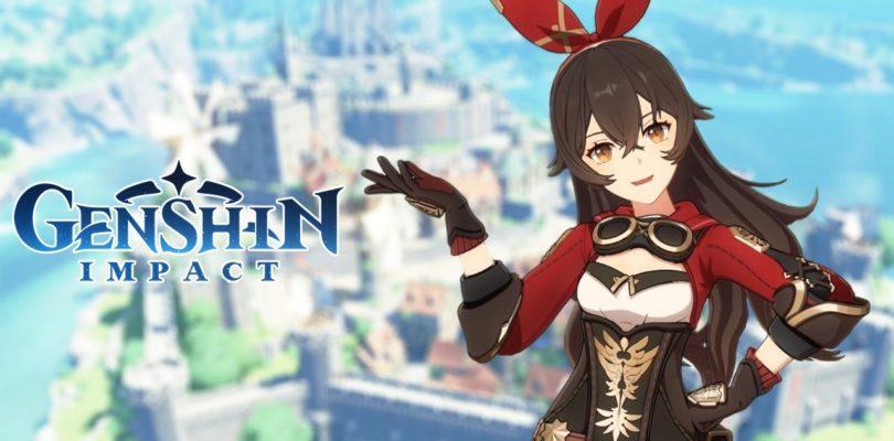 La última Beta Cerrada de Genshin Impact comenzará el próximo 2 de julio