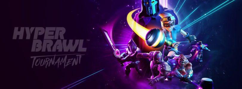 El destino del universo está en tus manos: el juego de torneos de lucha HyperBrawl Tournament llegará a Nintendo Switch, PlayStation 4, Xbox One y PC el 20 de octubre