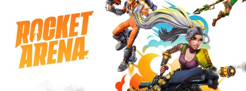 Rocket Arena vuelve ahora de la mano de EA y como Buy to Play