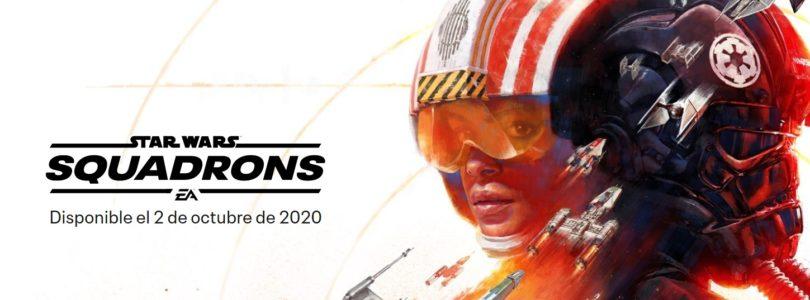 Nuevo tráiler CGI para Star Wars: Squadrons