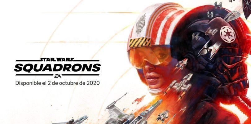¡Pilotos de la galaxia! Star Wars™ Squadrons, ya disponible
