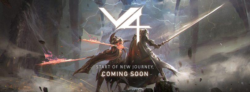 Abiertos los pre-registros para V4, el nuevo MMORPG para PC y móviles de Nexon