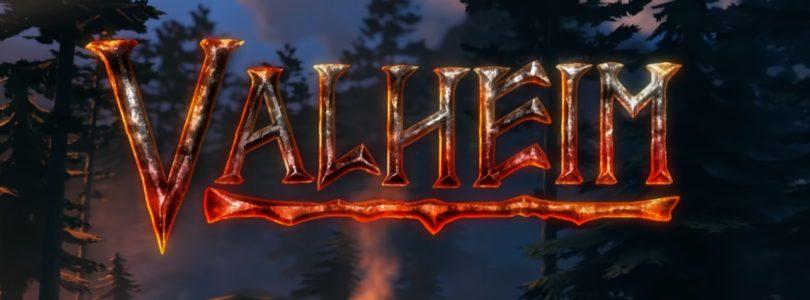 Valheim, el survival de vikingos, se lanza en Steam el próximo 2 de febrero