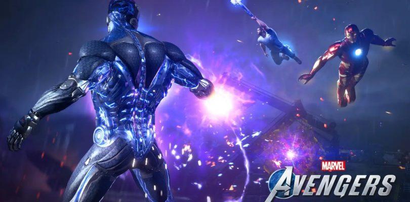 Marvel's Avengers detalles de la beta y Hawkeye como primer héroe tras el lanzamiento
