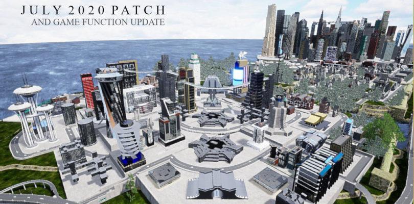 City of Titans mejorará su creador de avatares la semana que viene