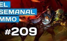 El Semanal MMO 209 – Dual Universe Beta – Adiós New World – Pagan Offline