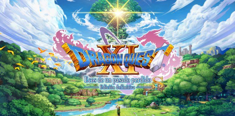 Confirmada la Edición definitiva de DRAGON QUEST XI S: Ecos de un pasado perdido – Edición definitiva