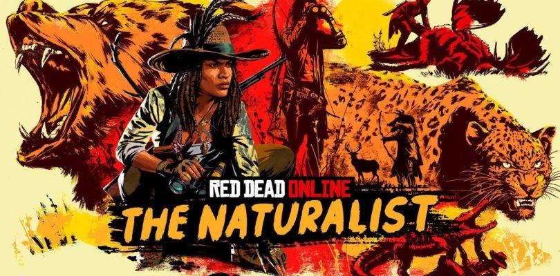 Red Dead Online – Llega el Naturalista rastreando animales legendarios y con nuevas armas