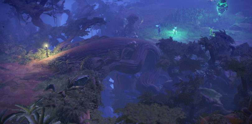 Magic: Legends revela el exuberante mundo selvático de Tazeem