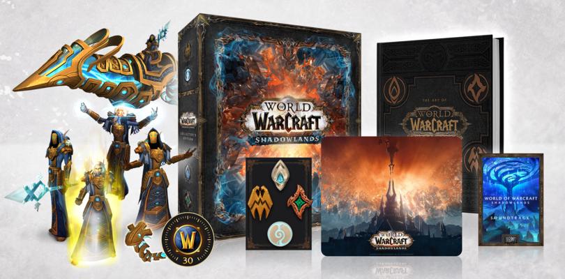 Más información sobre la Collector's Edition de World of Warcraft: Shadowlands