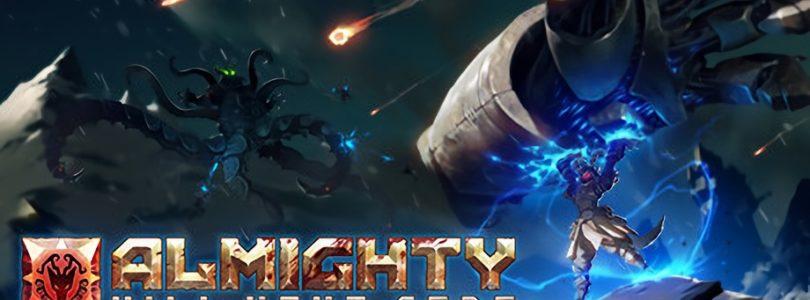 Almighty: Kill Your Gods un nuevo RPG de acción cooperativo