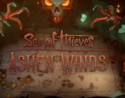 Sea of Thieves recibirá su actualización Ashen Winds el 29 de julio