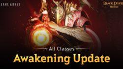El Despertar llega a Black Desert Mobile con su nueva actualización gratuita