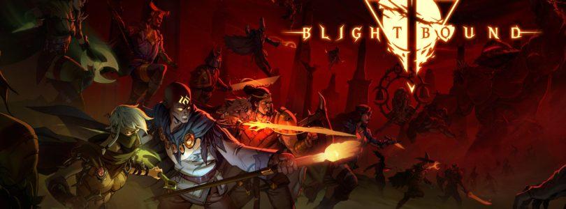 Adéntrate en las mazmorras de Blightbound durante su fin de semana de beta abierta