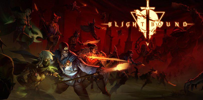 El dungeon crawler multijugador Blightbound se desata en Early Access
