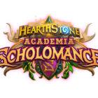 Inscríbete a la nueva expansión de Hearthstone: el plazo para entrar en la Academia Scholomance se abre a principios de agosto