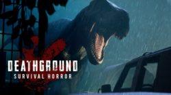 Deathground, un survival horror cooperativo lleno de dinosaurios