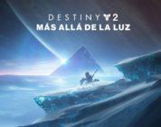 Bungie retrasa hasta noviembre el lanzamiento de la gran actualización Destiny 2: Más allá de la Luz