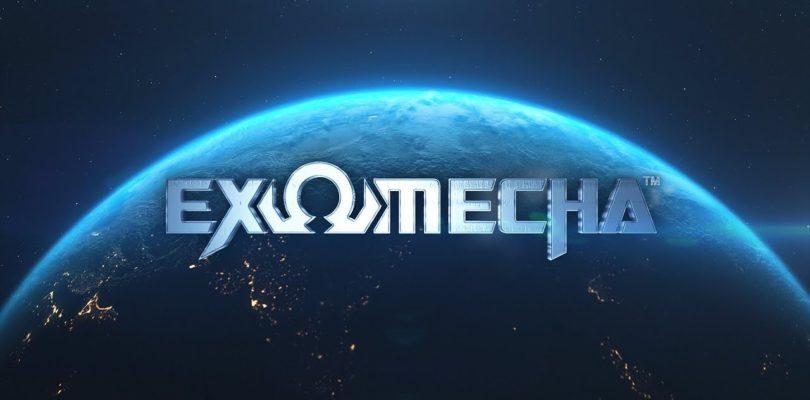 Exomecha es un nuevo shooter Free To Play competitivo en primera persona