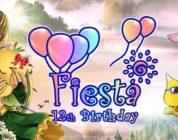 Fiesta Online celebra su 12 cumpleaños con una pelea de tartas epica