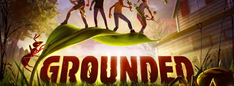 El survival Grounded ya se encuentra disponible en español, junto a otras muchas cosas nuevas