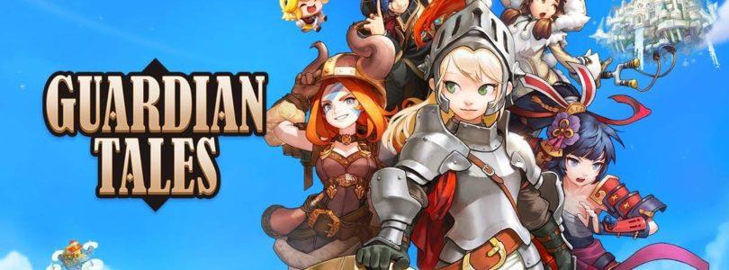 Abiertos los pre-registros de Guardian Tales, juego de acción y aventuras de Kakao para móviles