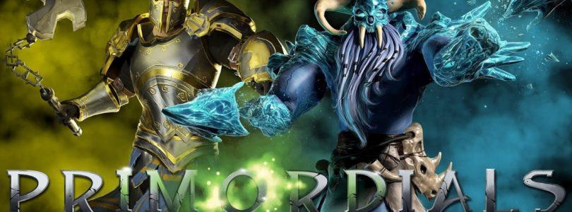 Primordials Of Amyrion es un MOBA 1vs1 que se lanzará en acceso anticipado en octubre