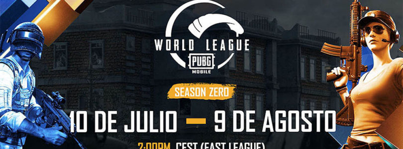 PUBG MOBILE revela su nueva temporada la PUBG MOBILE WORLD LEAGUE SEASON ZERO