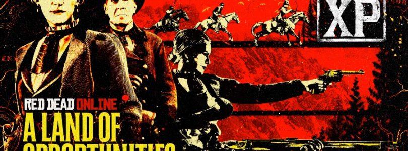 Bonificaciones de EXP, servicios del barbero gratis y mucho más en Red Dead Redemption 2