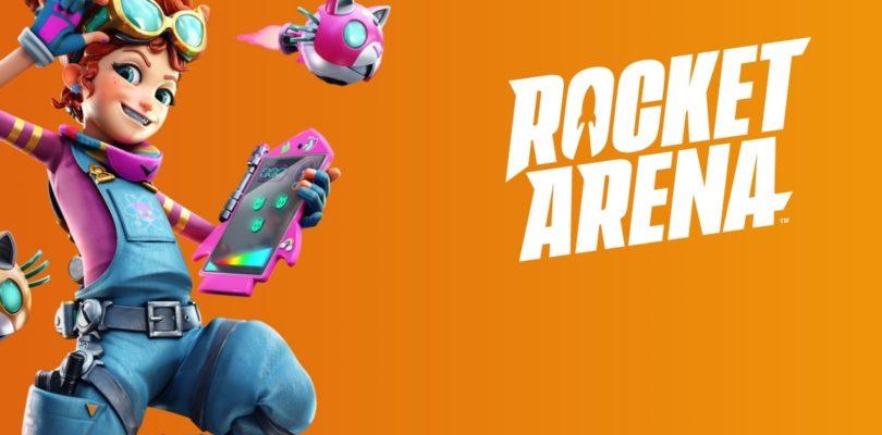 Rocket Arena se prepara para su primera temporada ofreciendo el juego con un descuento del 80%