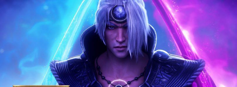 Un nuevo tráiler de SMITE presenta a Tsukuyomi, el dios japonés de la luna