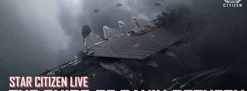 El nuevo vídeo de Star Citizen va sobre el diseño de naves