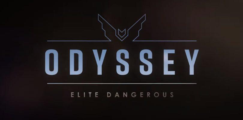 Frontier nos detalla como estan creando la exploración planetaria para Elite Dangerous: Odyssey