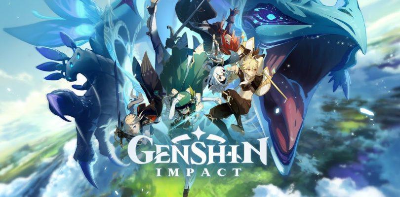 Genshin Impact recupera la inversión de 100M de dólares, lo que les costó el juego, en dos semanas