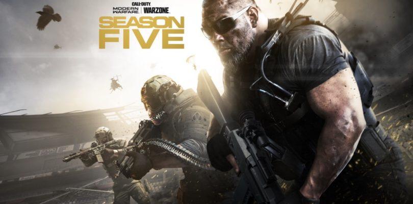 Llegan los mayores cambios a Call of Duty: Warzone y anunciada la temporada 5