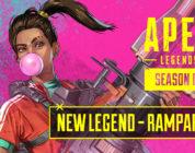 Rampart entra en acción! Nuevo tráiler y Pase de Batalla de la Temporada 6 de Apex Legends