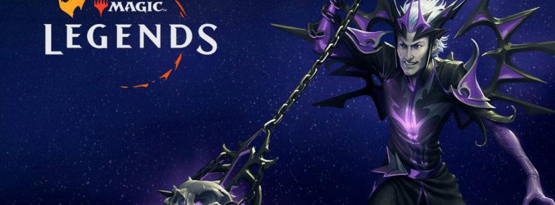 Magic: Legends revela su quinta clase, el Nigromante