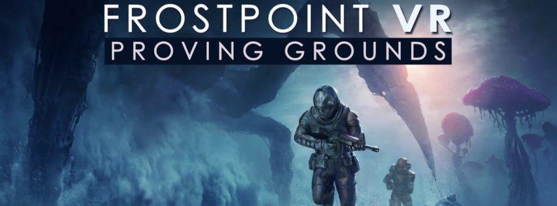 El shooter multijugador Frostpoint VR arranca hoy su beta cerrada