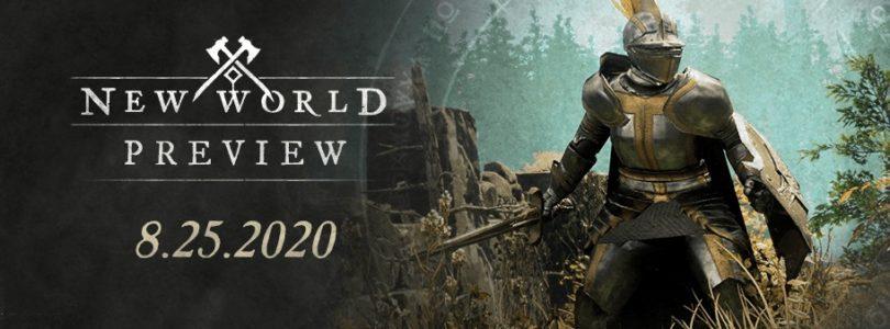 Evento de Adelanto de New World – Detalles, fechas, invitaciones…