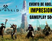Arranca el evento de adelanto de New World y os dejo un gameplay de los asedios 50 vs 50
