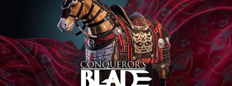 ¡Repartimos 100 paquetes regalo de Conqueror's Blade!