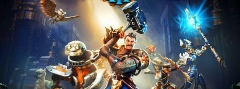 Torchlight III llega oficialmente el 13 de octubre a PC, Xbox One, y PS 4