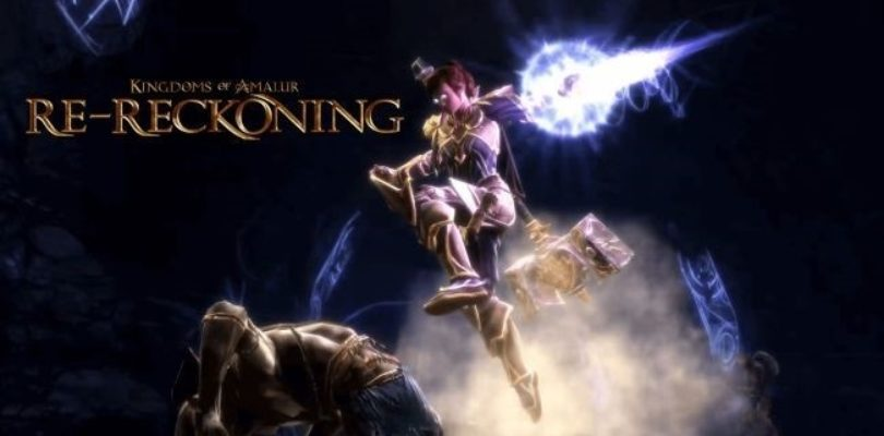 Kingdoms of Amalur: Re-Reckoning ya está disponible para PC, Xbox One y PlayStation 4