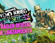 Ya disponible el cuarto DLC «Krieg el Psicópata y calamidad fantabulosa» en Borderlands 3