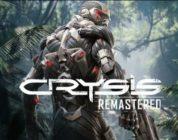 Nuevo tráiler 8k comparando Crysis Remastered con la versión antigua