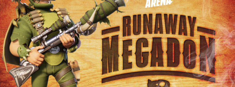 El evento Megadón a la Fuga estalla en Rocket Arena con grandes recompensas