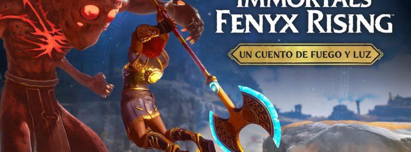 Immortals Fenyx Rising es el nuevo juego de mundo abierto de Ubisoft que se lanza en diciembre