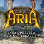 Legends of Aria abre una nueva área, necromancia y habilidades para mascotas